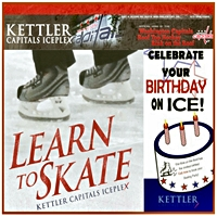 Kettler Capitals Iceplex Birthday Party Places In