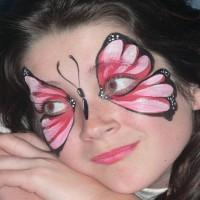 Krazy Sprayz face painter in VA