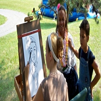 mary-cheek-caricature-artists-in-va