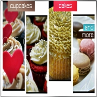 Eat Love Cake party gift services in va