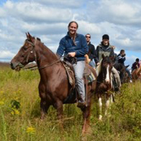 Shangrila Guest Ranch Horseback Riding in Virginia