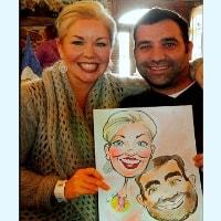 Adventure in Fun Caricature Artists in VA
