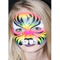 Adventure in Fun Face and Body Painting in VA